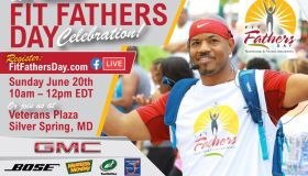 8th Annual Fit Father's Day Graphic