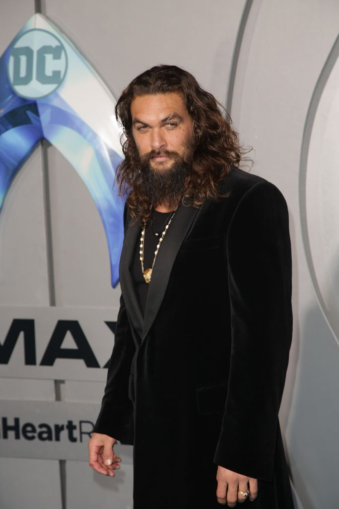 'Aquaman' film premiere